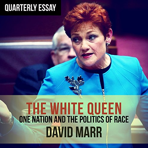 Quarterly Essay 65: The White Queen cover art