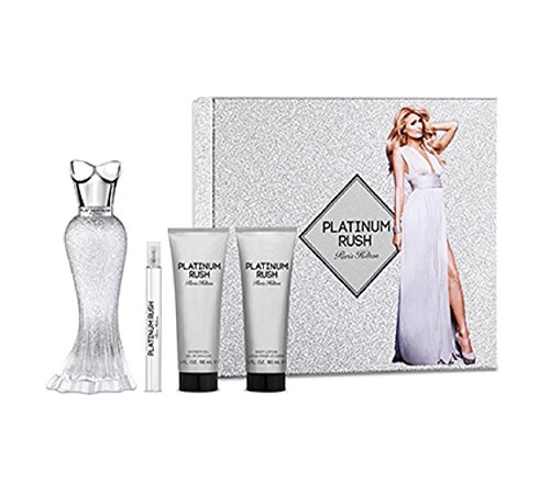 Platinum Rush By Paris Hilton Gift Set