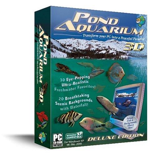 Pond Aquarium 3D Deluxe Edition - PC