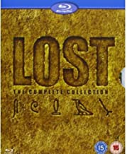 Lost - Seasons 1 - 6 [Reino Unido] [Blu-ray]