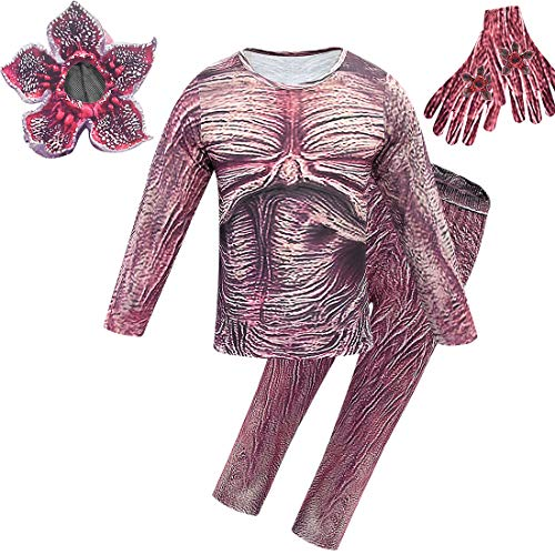 Stranger Things Kids Deluxe Mask Demogorgon Halloween Cosplay Pijamas Sets