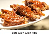 Clip: How to BBQ Baby Back Ribs