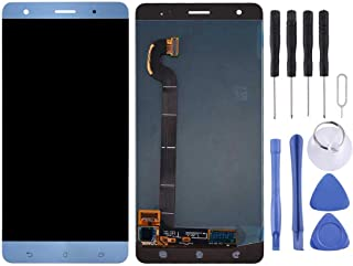 QGTONG-SA LCD Screen and Digitizer Full Assembly for Asus ZenFone 3 Deluxe / ZS570KL / Z016D