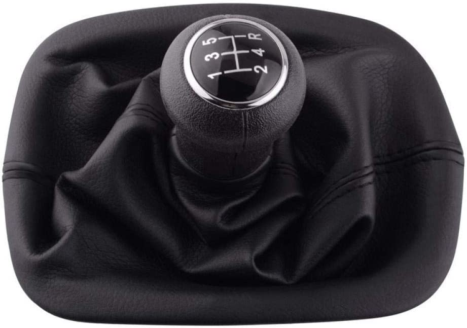 5 Speed Car Gear Shift Gorgeous Knob Dust Stick Gaitor Lever Department store Boot Shifter