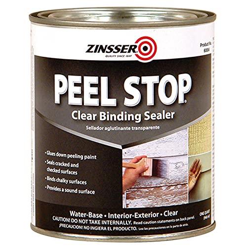 1 qt Zinsser 60004 White Zinsser, Peel Stop Bonding Primer...