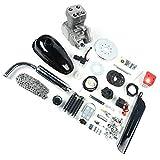 ROMYIX Kit de conversión de Bicicleta de Motor de Gasolina de 100 CC y 2 Tiempos, Kits de Motor de...