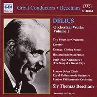 Delius: Orchestral Works, Vol.1 (2000-03-13)