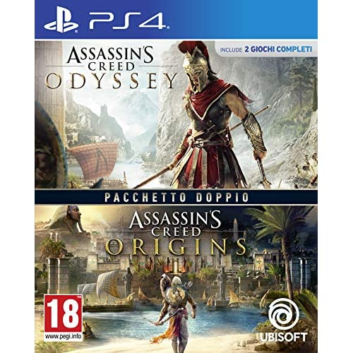 Compilation: Assassin's Creed Origins + Odyssey - PlayStation 4