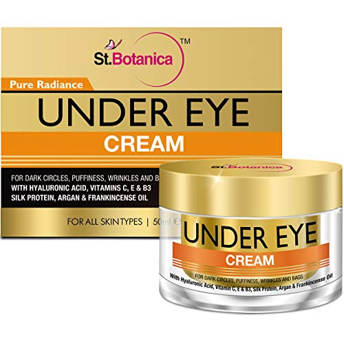 StBotanica Pure Radiance Under Eye Cream - For...