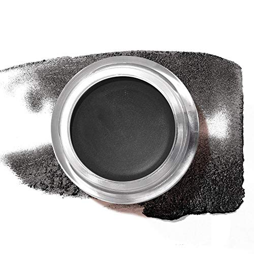 Revlon Colorstay Creme Eye Shadow, Longwear Blendable Matte or Shimmer Eye Makeup with Applicator Brush in Black, Tuxedo (850)