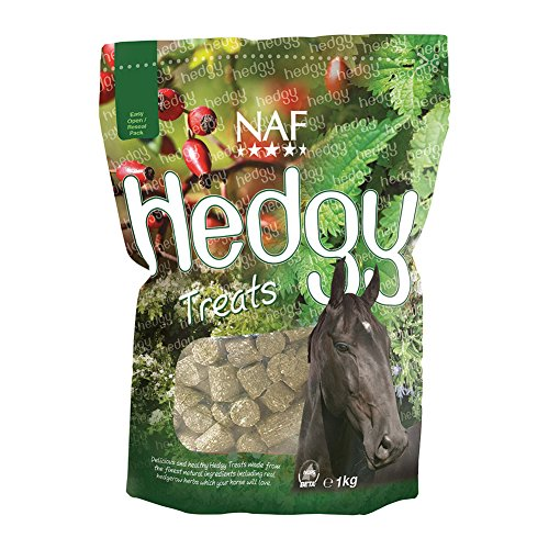 Natural Animal Feeds NAF Hedgy Treats 1kg by Shires
