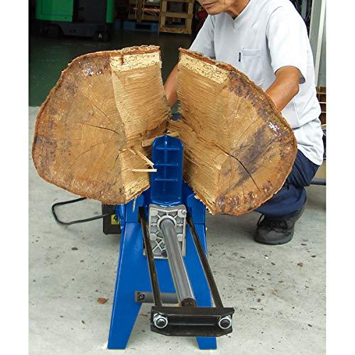 電動油圧式薪割機5.5tKT-155PRO-DX和コーポレーションKAZ