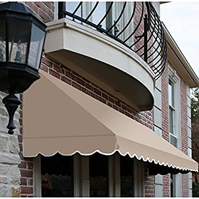 Awntech 4-Feet San Francisco Window/Entry Awning, 44 by 36-Inch