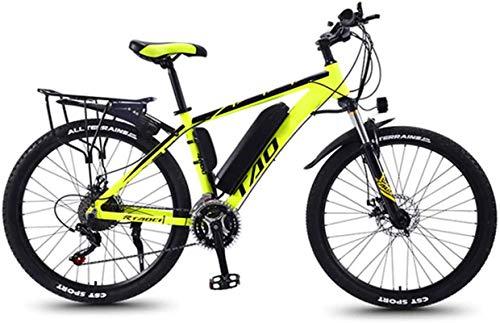 Bici electrica, 26 en bicicleta eléctrica 350W aleación de aluminio de la montaña E-Bici con apagado automático de frenos y 3 modos de trabajo 36V batería de litio de alta velocidad de bicicletas for