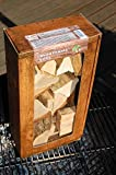 EICHE Wood Chunks / Oak Chunks Räucherklötze / Smokerholz direkt vom Holzhof, 100% Natürlich für optimales Raucharoma, 1,5kg