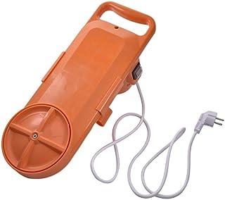 archuk Mini bärbar tvättmaskin, halvbricka automatisk tvätt för resor med 15 minuters tidtagning maskintvätt 220 V timer k...