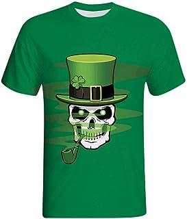 Men's Casual Tops Tee Blouse T Shirt