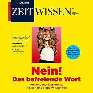 ZeitWissen, August / September 2016 Titelbild