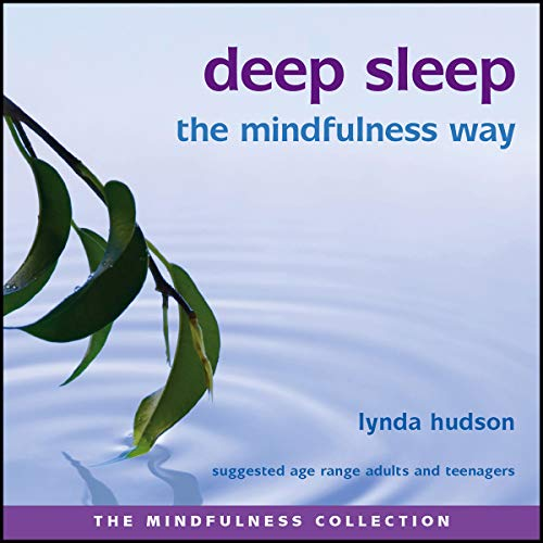 Deep Sleep the Mindfulness Way cover art