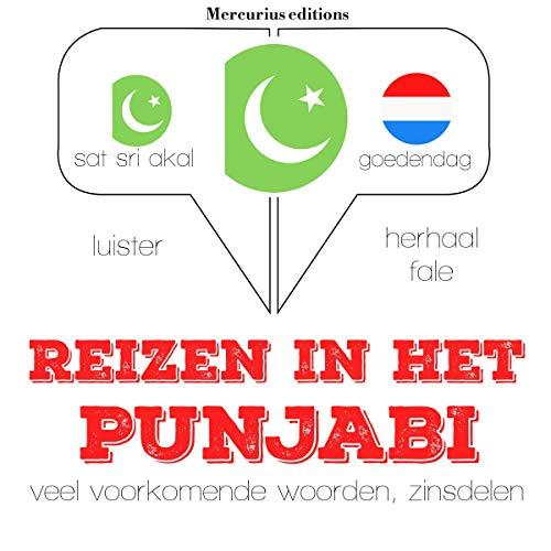 Reizen in het Punjabi audiobook cover art