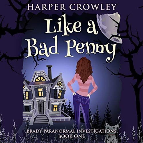 Like a Bad Penny  By  cover art