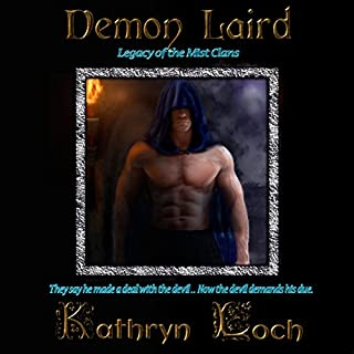 Demon Laird audiobook cover art