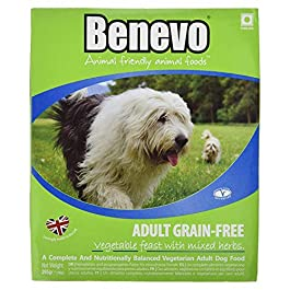 Benevo Grain-free Vegetable Feast With Mixed Herbs 395g (Pack of 10)