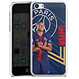 DeinDesign Coque Compatible avec Apple iPhone 5c Étui Housse Paris Saint-Germain Produit sous...