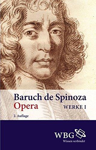 Opera: Werke I und II