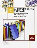 PMAR II Ámbito Lingüístico y Social (Secundaria) - 9788490786062