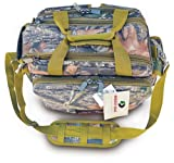 Explorer Padded Gun Pistol Bag Mossy Oak Realtree Like Tactical Hunting Camo Heavy Duty Duffel Bag Luggage Travel Gear for Huniting Outdoor Police Security Every Day Use