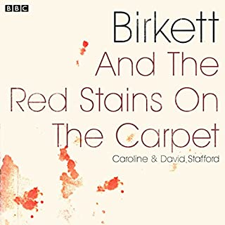 Birkett and the Red Stains on the Carpet cover art
