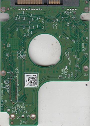 WD20NPVT-11Z2TT0, 771823-200 AE, WD SATA 2.5 Leiterplatte (PCB)