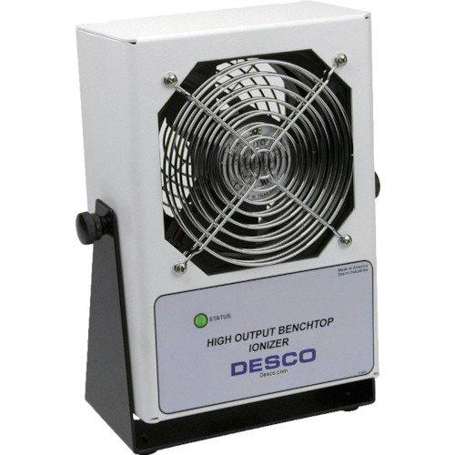 DESCO ハイアウトプット作業台用イオナイザー 110V 50/60HZ 60505