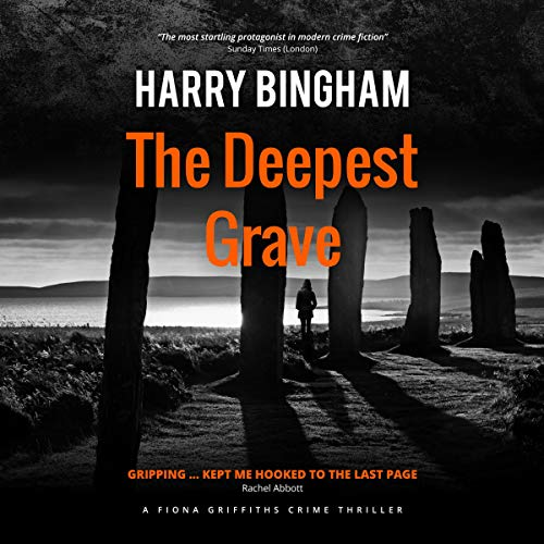 Couverture de The Deepest Grave