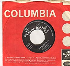 GERRY AND THE PACEMAKERS - HOW DO YOU DO IT - 7 inch vinyl / 45 record