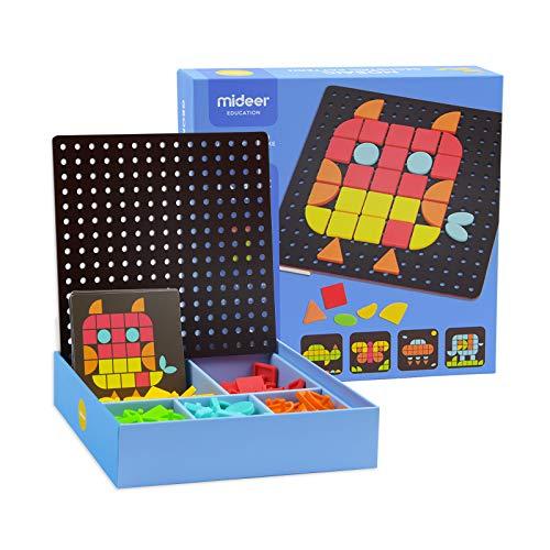 MiDeer Mosaic Puzzle Board Games fo…