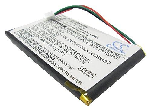 VINTRONS 3.7V Battery For Garmin 361-00019-16, 361-00019-12, Nuvi 1350T, Nuvi 1390T, Nuvi 1370T