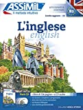 L'inglese. Con 4 CD-Audio: Methode d'anglais pour Italiens