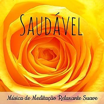 Saudável - Música de Meditação Relaxante Suave para Ajuda Espiritual Alinhamento dos Chakras Bem Estar com Sons Instrumentais New Age Naturais