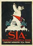 Herbé TM SIA PASTGLIA TOSSE REYP-Poster / Kunstdruck, 40 x