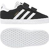 Adidas Gazelle CF I, Zapatillas de Gimnasia Unisex bebé, Negro (Core Black/FTWR White/FTWR White Core Black/FTWR White/FTWR White), 25 EU