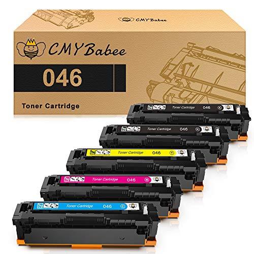 tóner 046 canon fabricante CMYBabee
