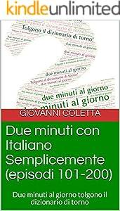 Due minuti con Italiano Semplicemente 5巻 表紙画像