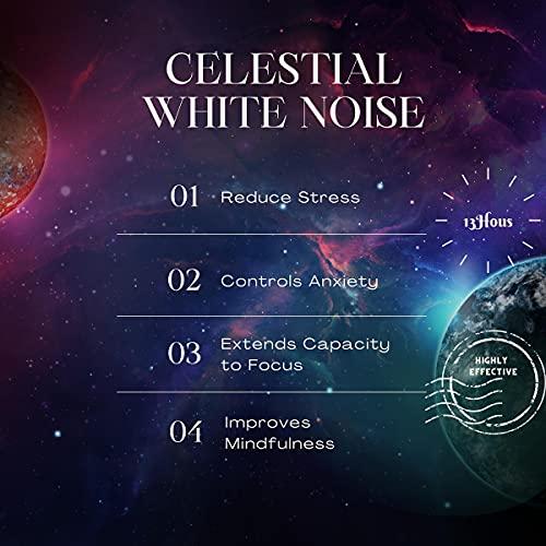 Couverture de Celestial White Noise