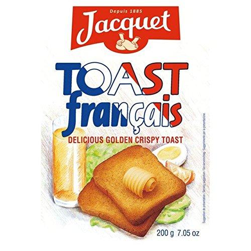 Jacquet Pain Doré 200G - Paquet de 6