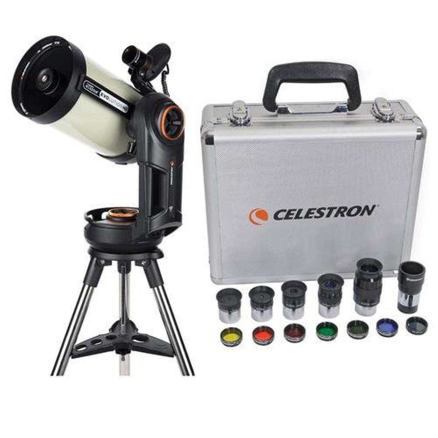 Celestron NexStar Evolution 8 EdgeHD Telescope + Celestron Eyepiece Accessory Kit