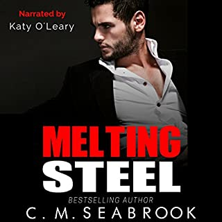Melting Steel audiobook cover art