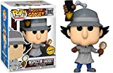 Funko Pop! Inspector Gadget Chase Figure - Inspector Gadget Showing his Badge