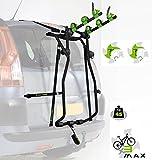 Flauraud 160626 Green Valley-Porta-Bicicleta Trasero Alzado Adventure 626-3